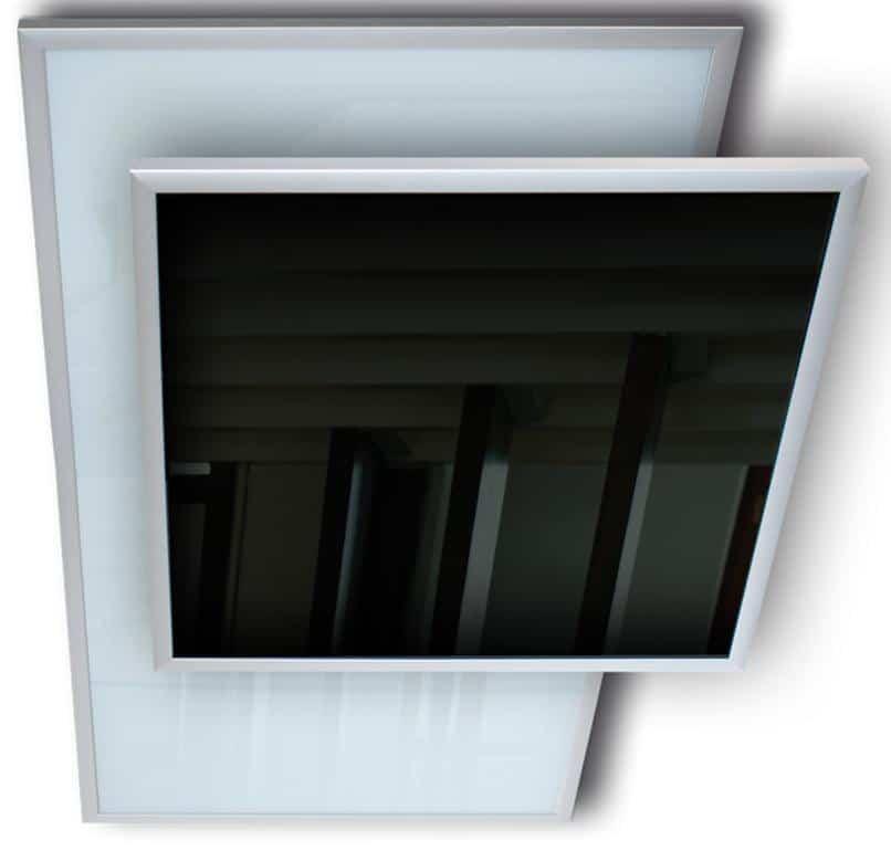 Panele grzewcze - Panele domowe SunPower_szklo600