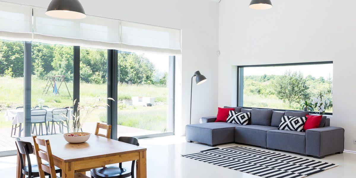 Czym ogrzać mieszkanie z wysokim sufitem?